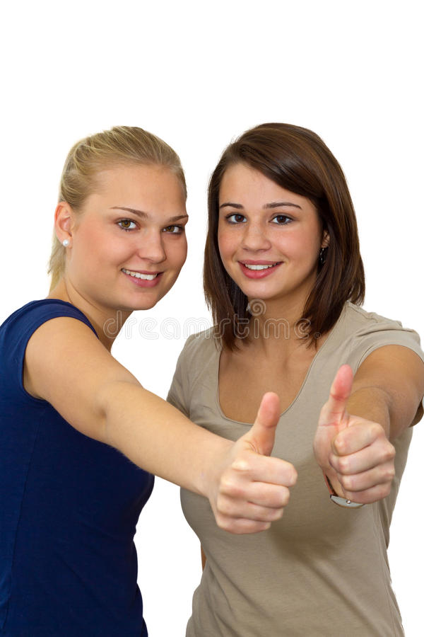 Free Thumbs Up Stock Image - 21898811