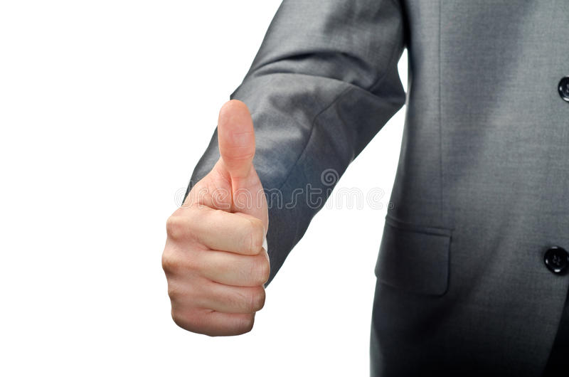 Download Thumbs Up stock photo. Image of person, foreground, gesture - 24354678