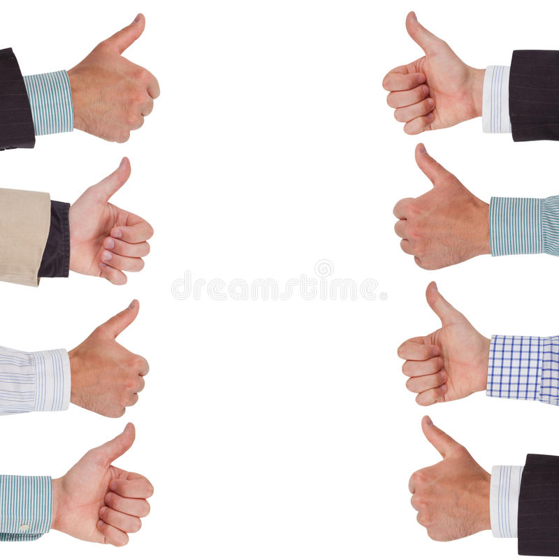 Free Thumbs Up Royalty Free Stock Images - 26254919