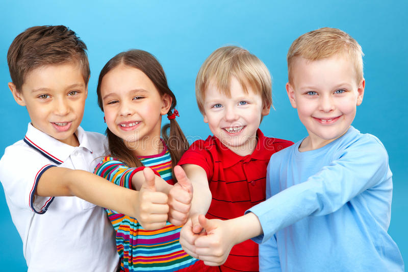 Download Thumbs up! stock photo. Image of caucasian, approval - 26817012