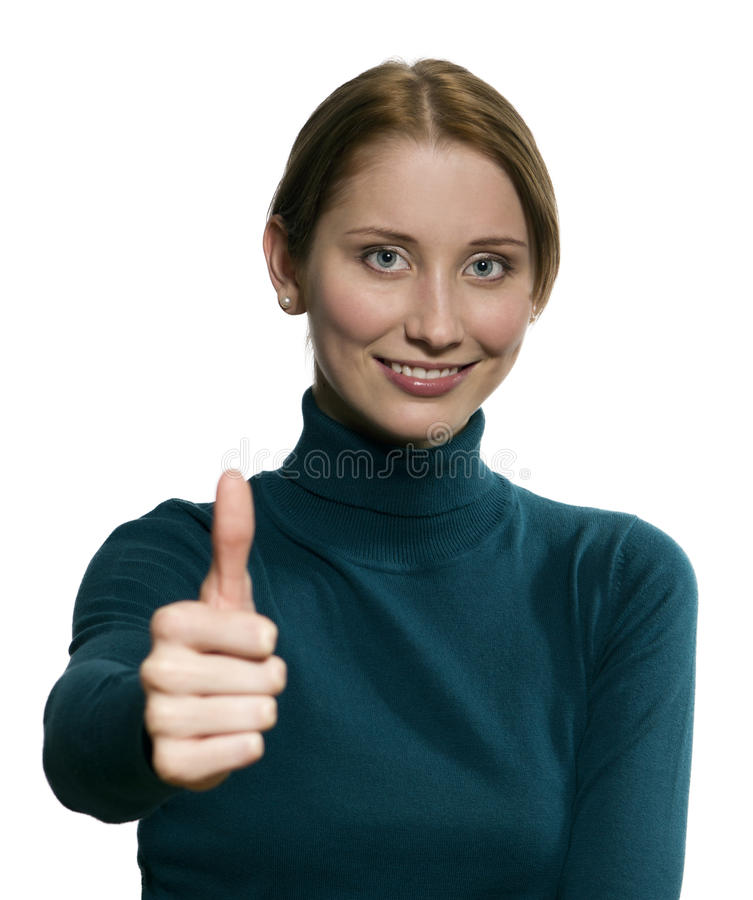 Download Thumbs up stock photo. Image of communication, finishing - 28906966