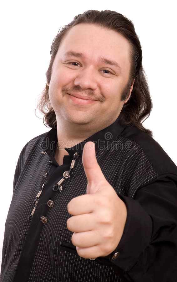 Download Thumbs up stock image. Image of thumb, crazy, supernatural - 5636855