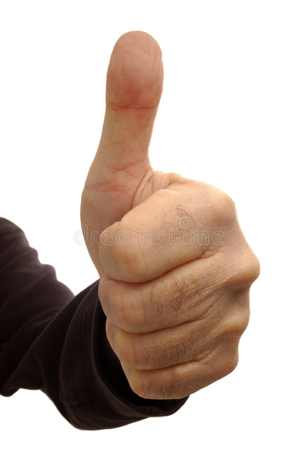 Download Thumbs up stock image. Image of eager, affirmative, optimistic - 5656439