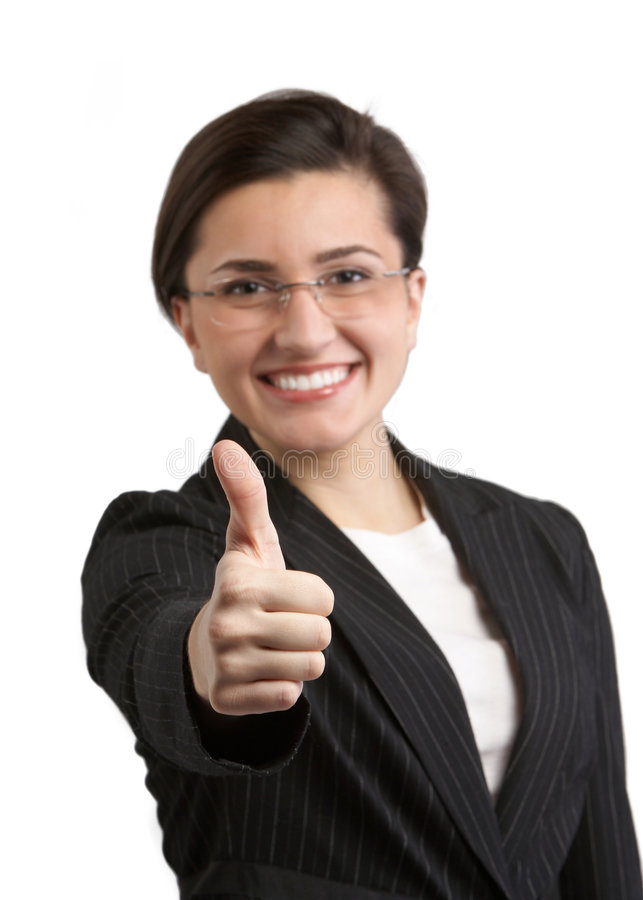 Download Thumbs up stock photo. Image of recruitment, happy, inspiration - 7985812