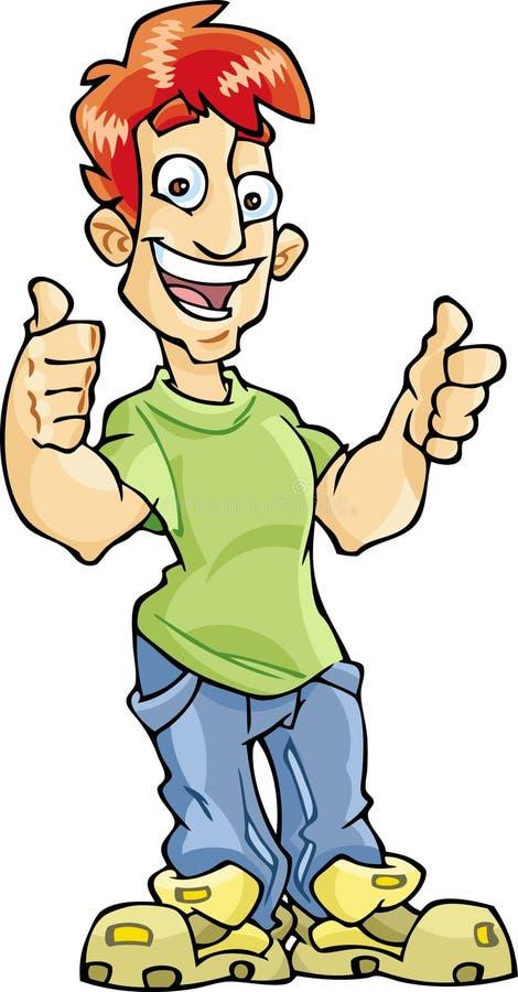 Thumbs-up Guy
