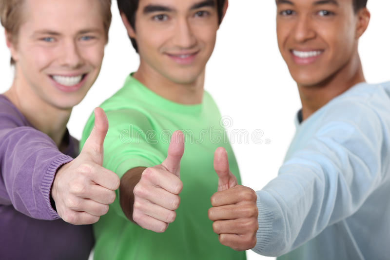 Download Three Lads Royalty Free Stock Photography - Image: 29880407