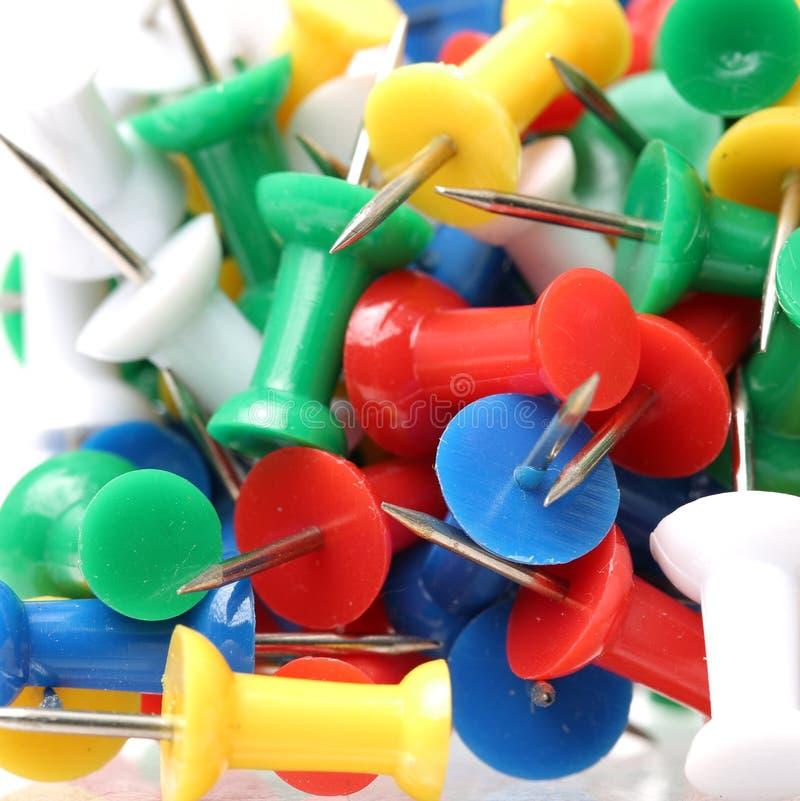thumbtack fotografia de stock