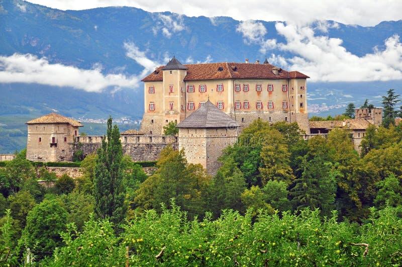 Thun-Schloss, Italien lizenzfreies stockbild