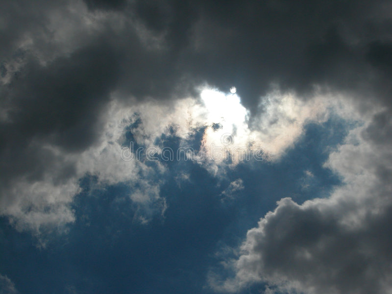 Download Thunder Cloud Royalty Free Stock Images - Image: 73639