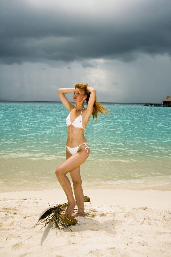 Download Thunder-storm On Maldivian Islands Stock Image - Image: 11376551