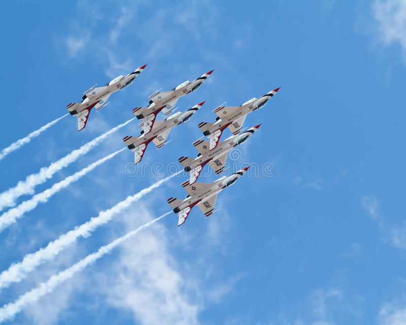 Thunderbirds stock images