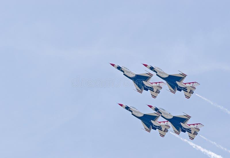 Thunderbirds stock afbeelding