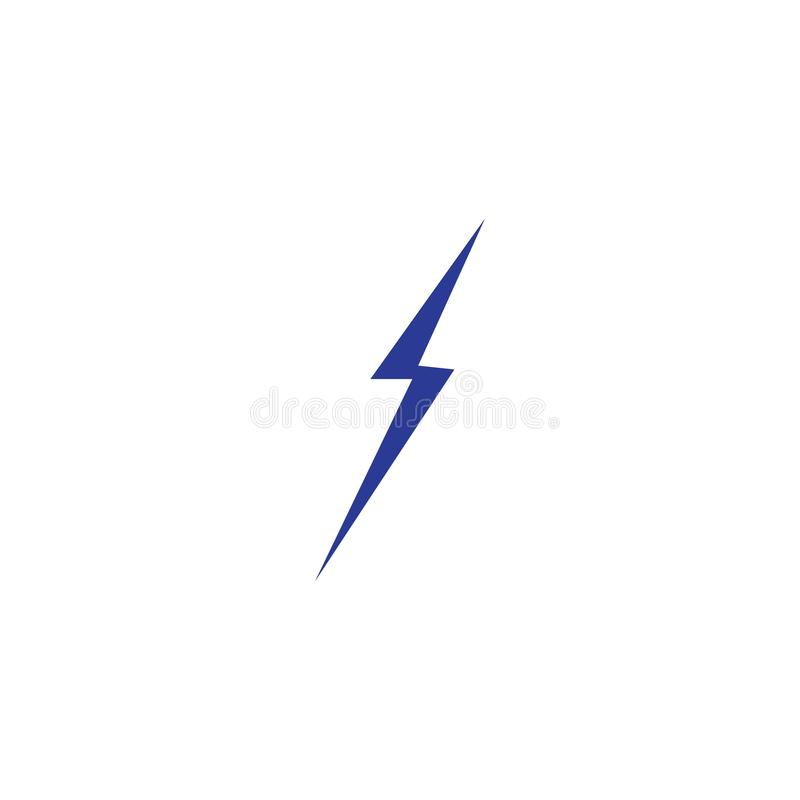 thunderbolt stock illustrationer