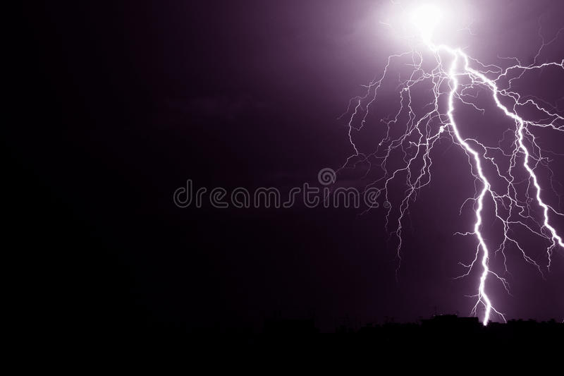 Download Thunderbolt Stock Photography - Image: 30680962