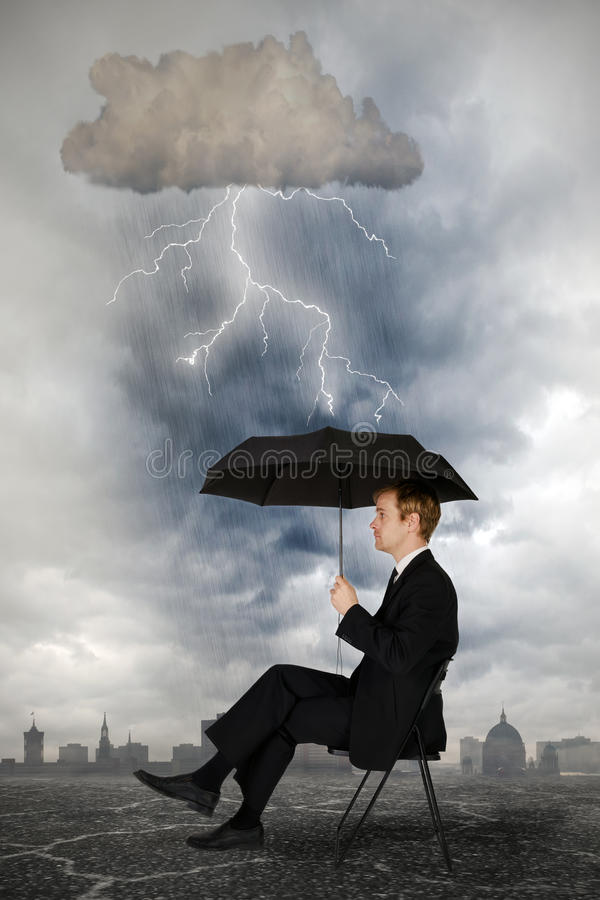 Thundercloud στοκ εικόνες