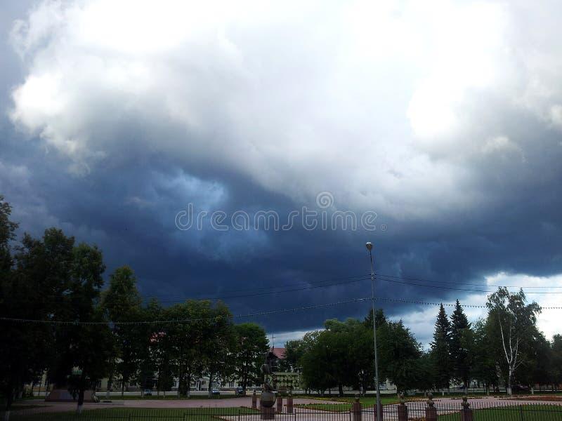 thundercloud imagens de stock royalty free