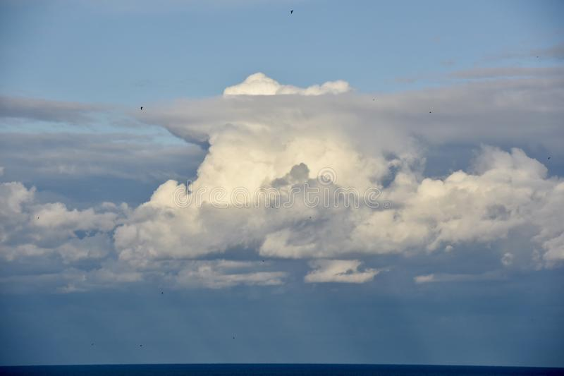Thunderhead Rising stock photos