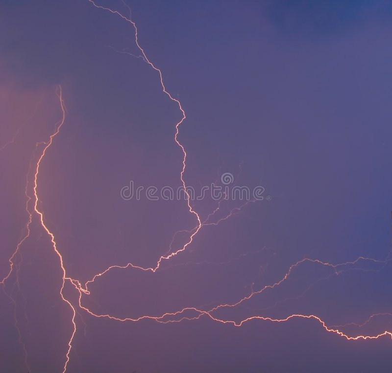 Thunderstorm Stock Photos