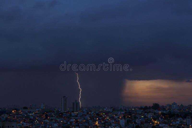 thunderstorm immagini stock libere da diritti