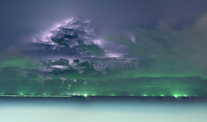 Download Thunderstorm Stock Images - Image: 33638934
