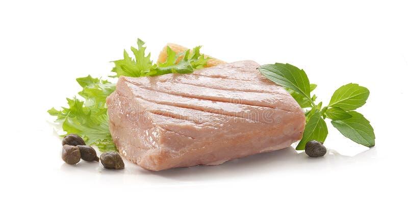 Thunfischleiste stockfoto