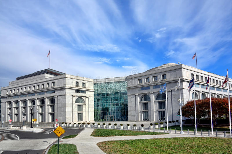 Thurgood marshall federal judiciary building in dc stock photo image 35551080 - Us courts administrative office ...
