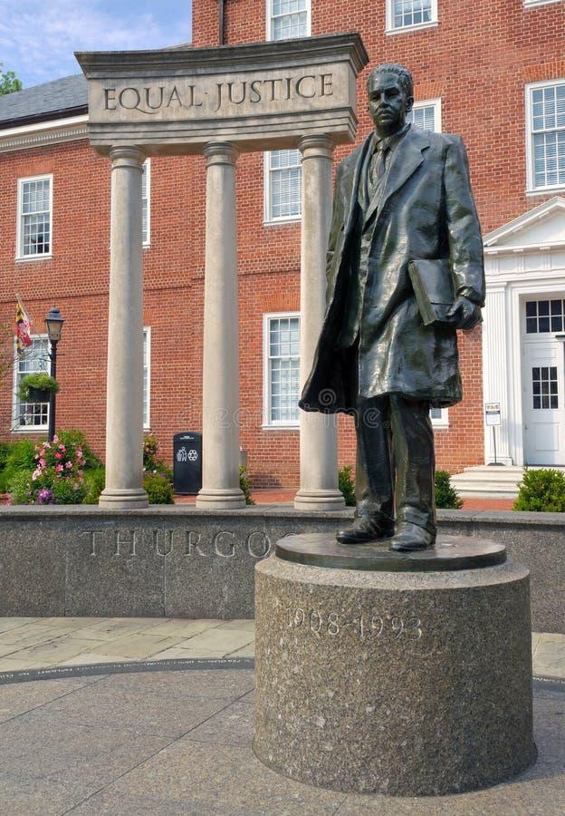 Thurgood Marshall Memorial stock photography