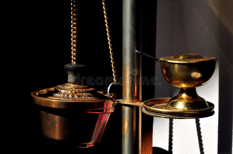 Thurible stockfotos