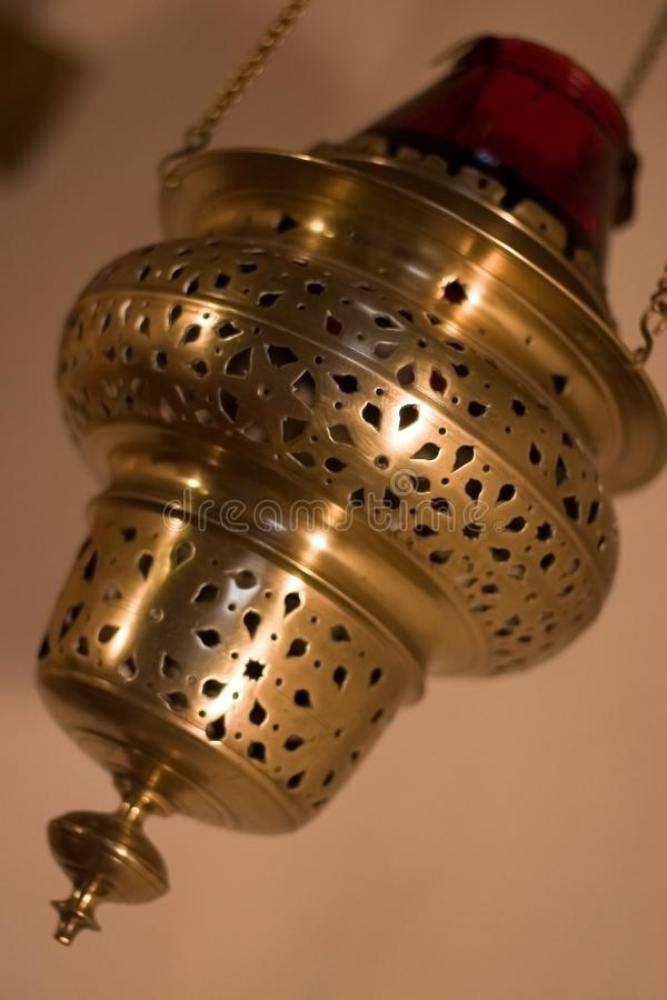 Thurible used in Ecclesiastical Ceremonies. Ornamental Thurible used in Ecclesiastical Ceremonies (detail royalty free stock photography