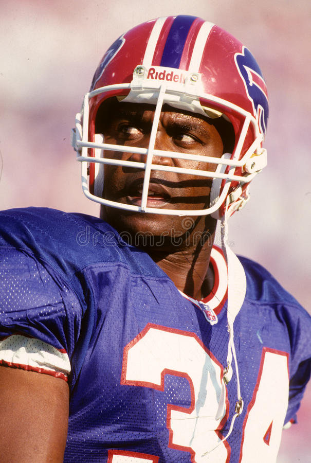 Thurman Thomas arkivfoton