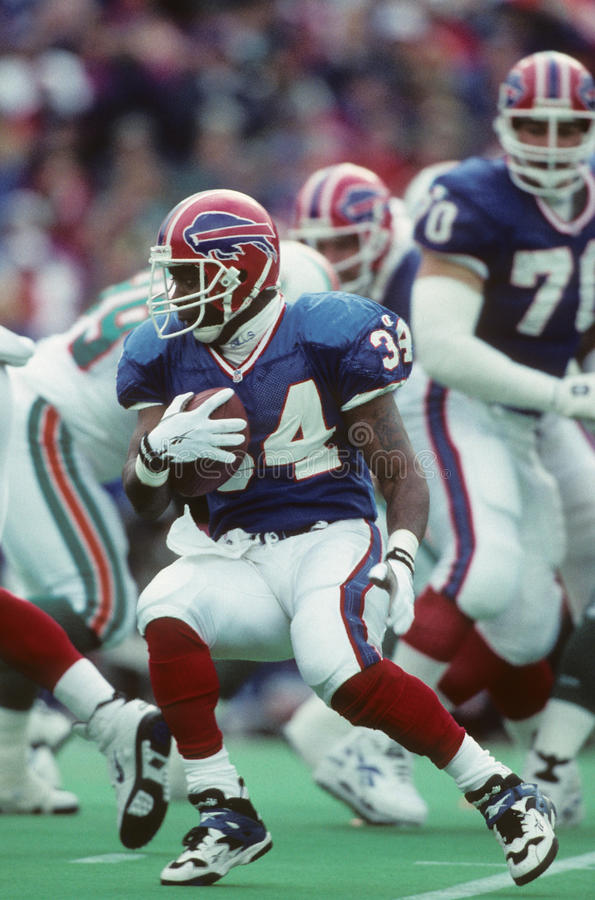 Thurman Thomas images stock