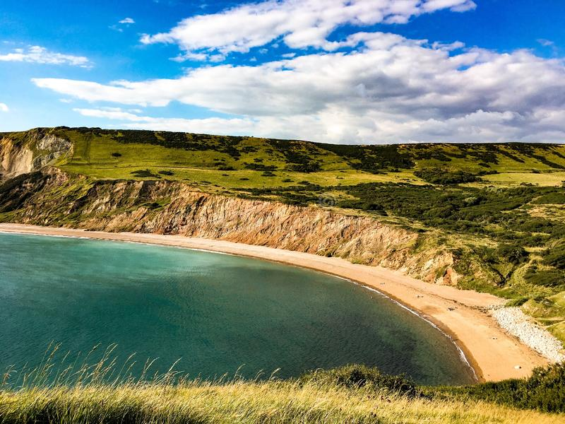 Thynam view of sea royalty free stock images