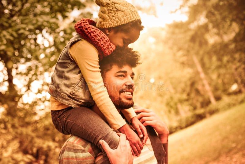 Ti amo Daddy fotografia stock libera da diritti