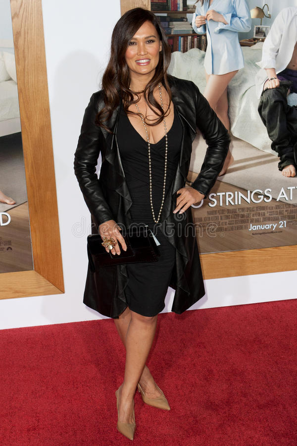 Download Tia Carrere editorial stock image. Image of hollywood - 26834254