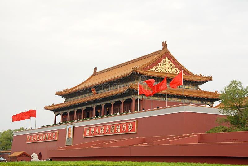 Tian'anmen photo libre de droits