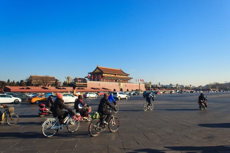 Tian hommes photographie stock libre de droits