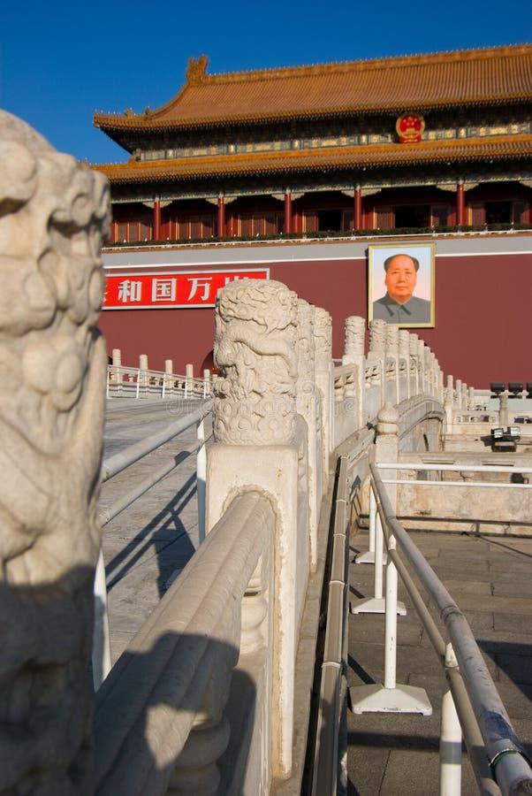 Download Tian'an men editorial stock photo. Image of landmark - 13055513