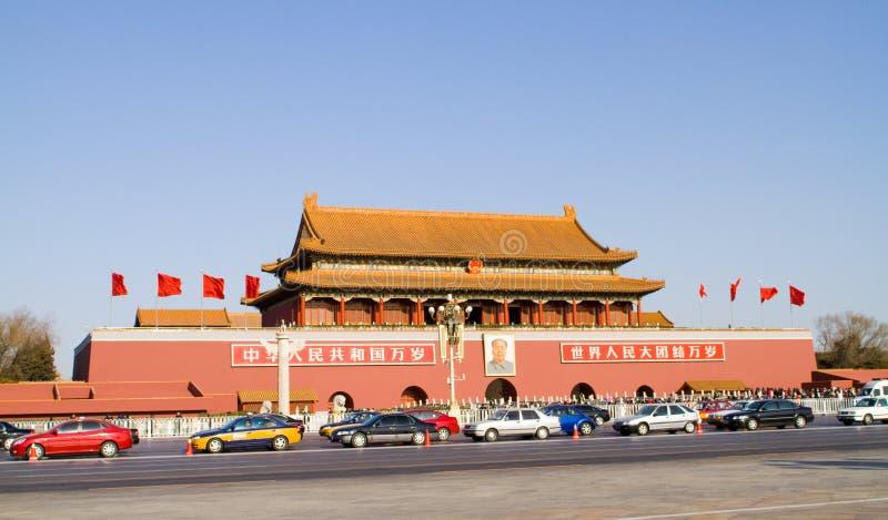 Tiananmen stock photo