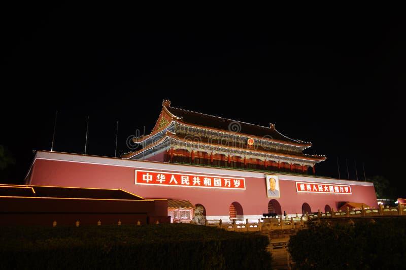 Tiananmen Gate In Beijing China Editorial Photography