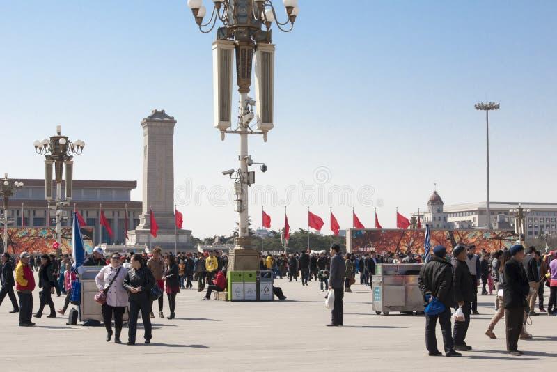 Tiananmen Pékin images stock