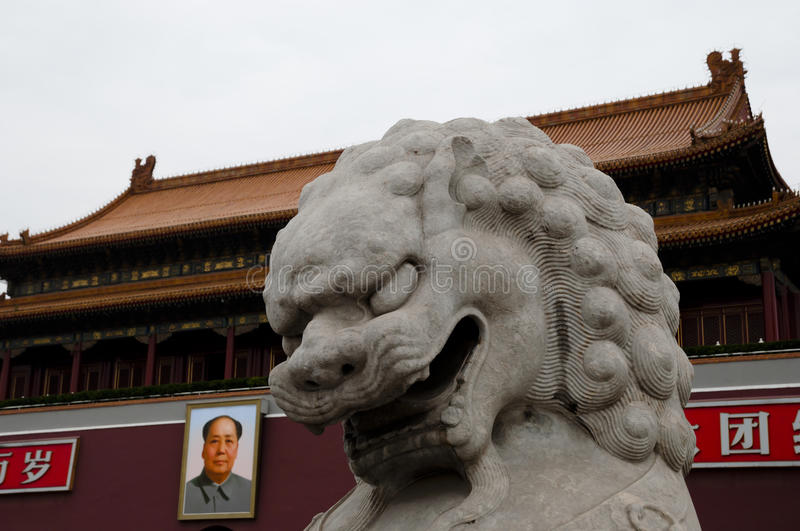 Download Tiananmen's Gate Tower - China Editorial Image - Image: 37723385