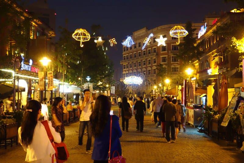 Tianjin Κίνα στοκ εικόνες