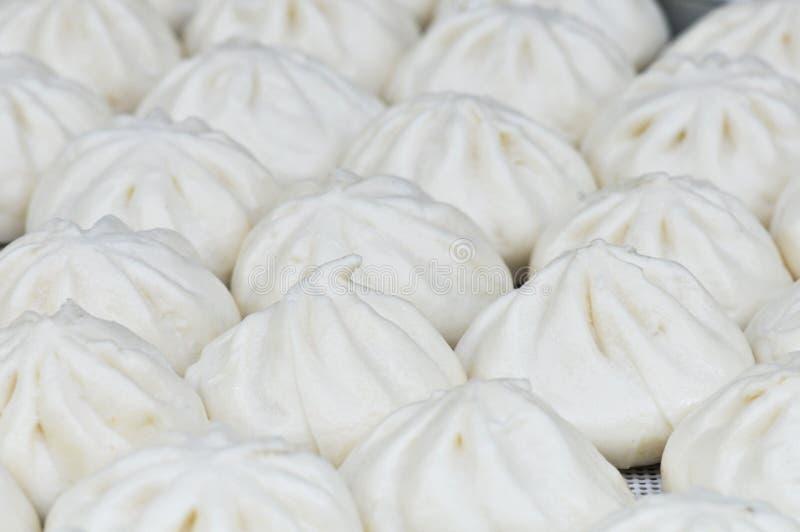 Tianjingoubuli gevulde broodjes royalty-vrije stock foto's