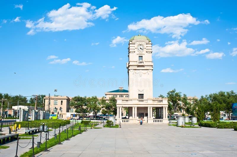 tianqiao публичной арены стоковое изображение
