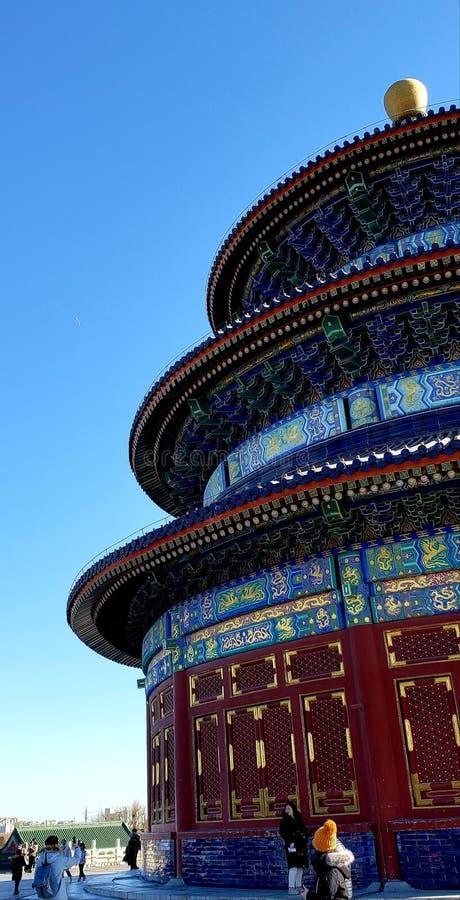 Tiantan Park lizenzfreie stockfotografie