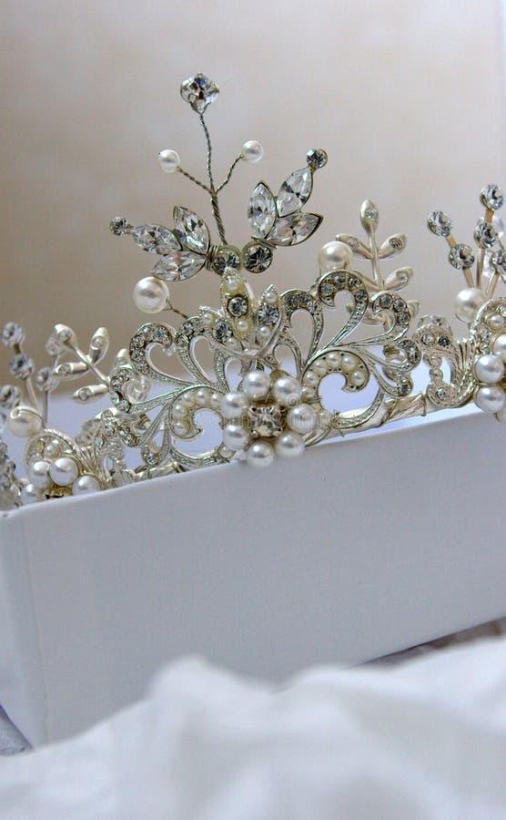 tiara royaltyfria foton