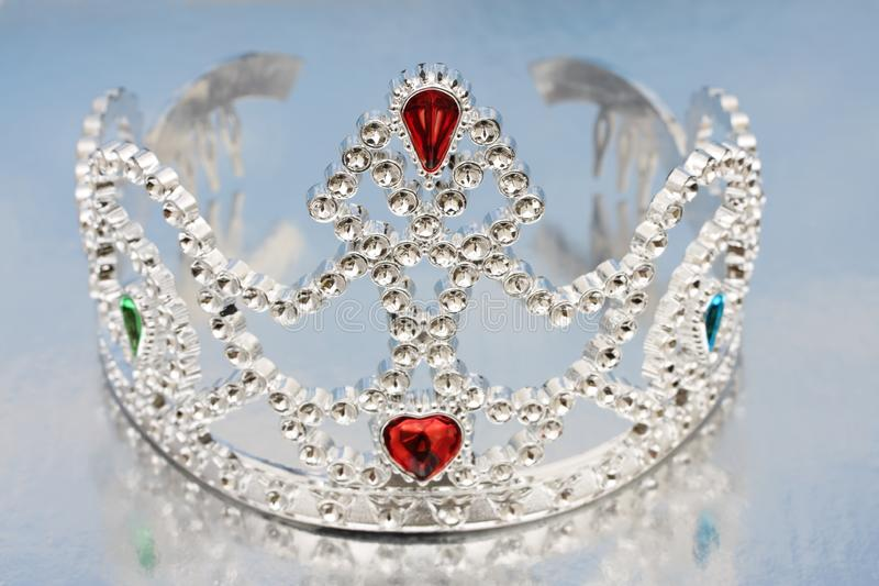 tiara royaltyfri fotografi