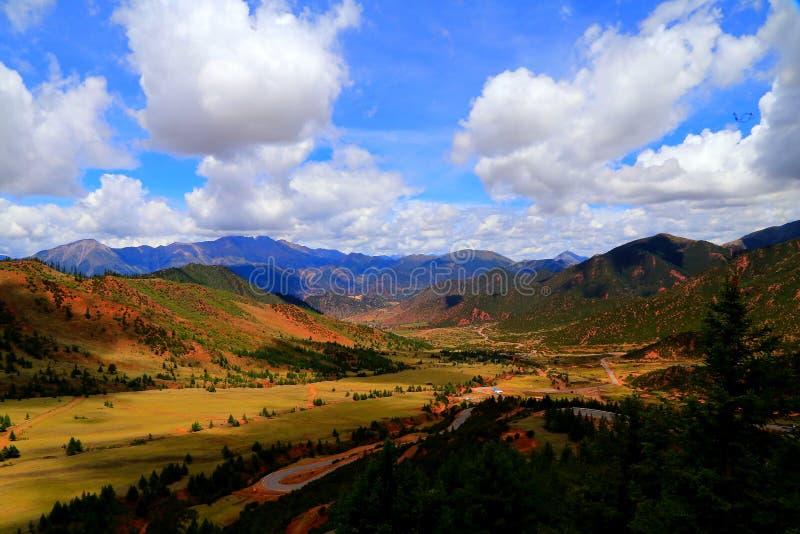 tibétain images stock