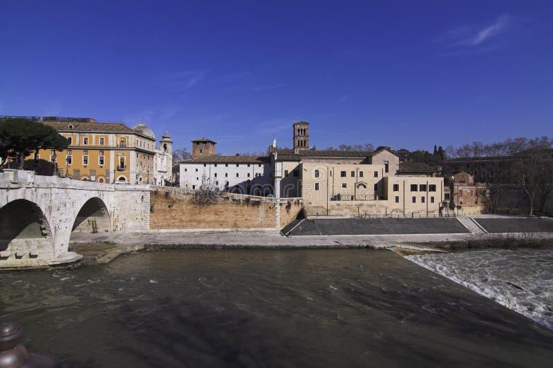Download Tiber Island stock photo. Image of fanrizio, river, indoors - 11789586