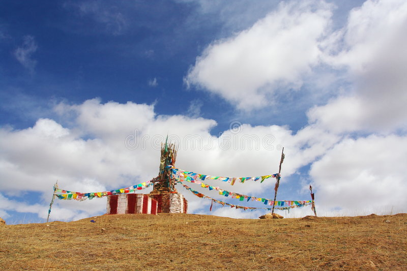 tibet zdjęcia stock